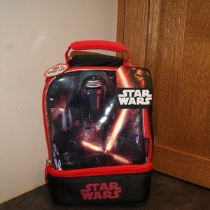 NEW Star Wars Insulated Lunch Tote